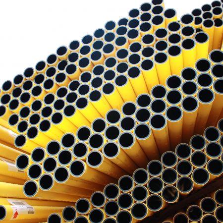 SC80 (PE80) gas pipe