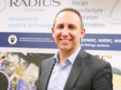 Paul Olney appointed Radius Systems' Commercial Director