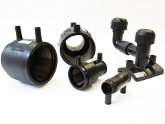 Radius Systems introduce new barcode label for all electrofusion fittings