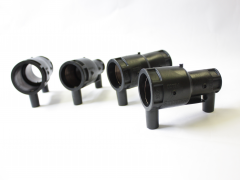 Improved design to Radius Systems' electrofusion reducers