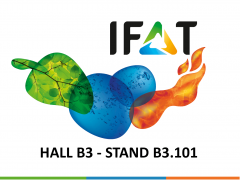 Radius Systems to exhibit at IFAT Munich 14th to 18th May 2018